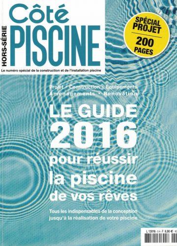 Côté Piscine Décembre 2015