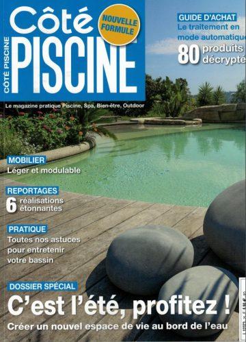 Côté Piscines Mai / Juin / Juillet 2016