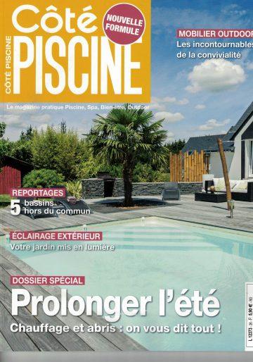 Côté Piscine n°26 Août/Septembre/Octobre 2016