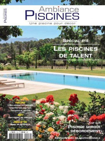 Ambiance Piscines n° 116 Juillet/Septembre 2017