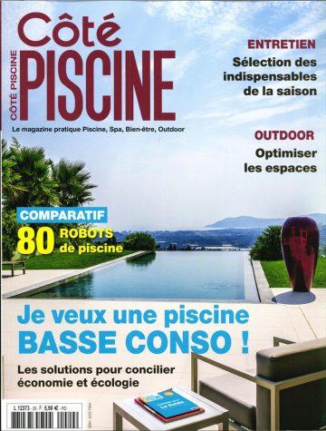 Côté Piscine n°29 Mai/Juin/Juillet 2017