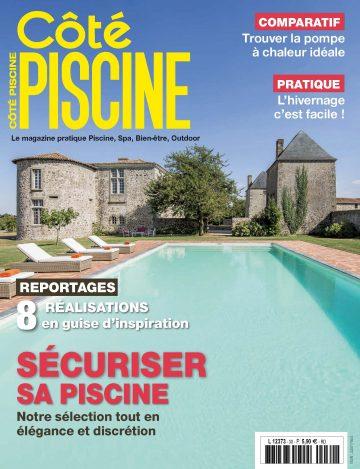 Côté Piscine n°30 Août/Septembre/Octobre 2017