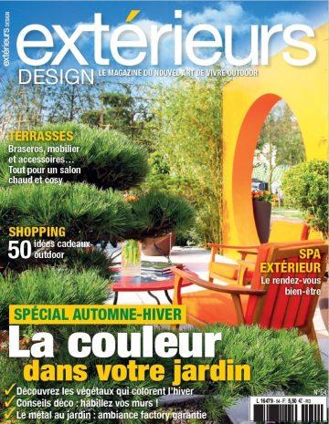 Extérieurs Design n° 54 Novembre/Décembre 2016