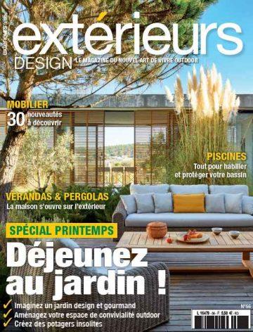Extérieurs Design n°56 Mars/Avril 2017
