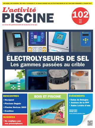 L'activité Piscine Mars/Avril n°102