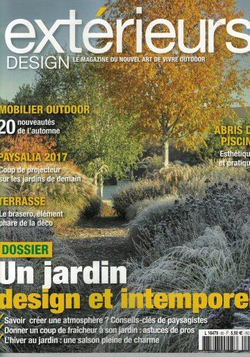 Extérieurs Design n°60 Novembre/Décembre 2017