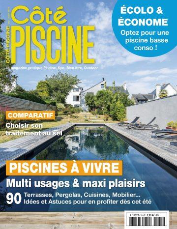 Côté Piscine n°33 Mai/Juin/Juillet 2018