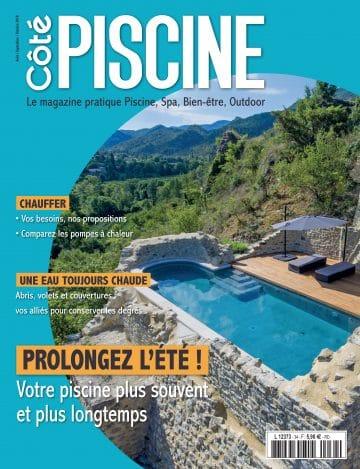 Côté Piscine n°34 Août/Septembre/Octobre 2018
