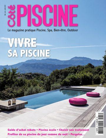 Côté Piscine n°37 Mai/Juin/Juillet 2019