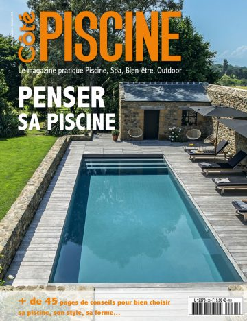Côté Piscine n°38 Août/Septembre/Octobre 2019