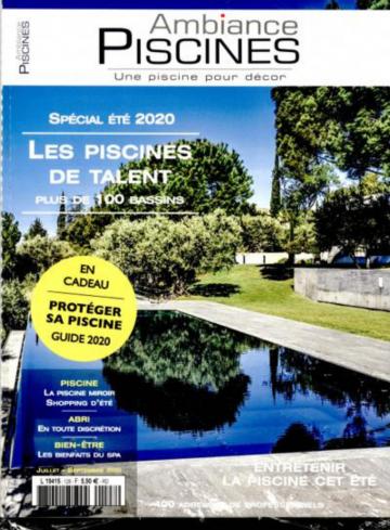 Ambiance piscines n°128 Juillet 2020