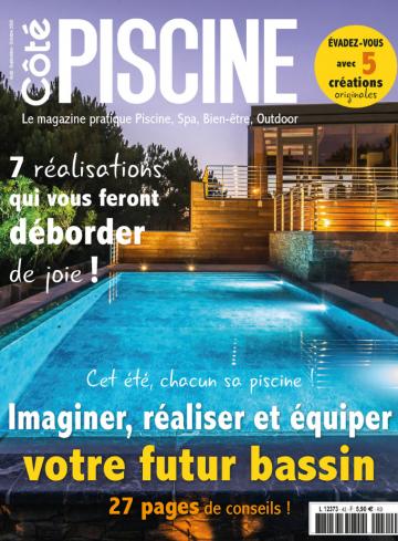 Côté Piscine N°42 Août/Septembre/Octobre 2020