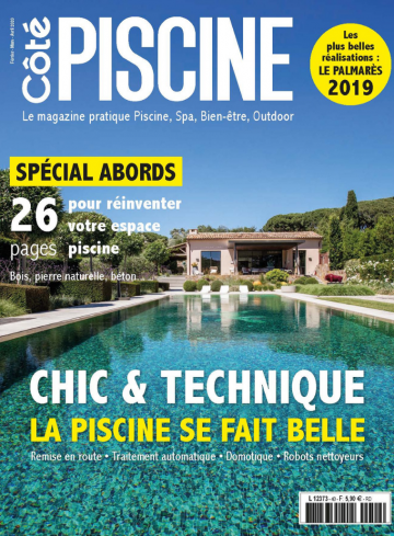 Côté Piscine N°40 Février/Mars/Avril 2020