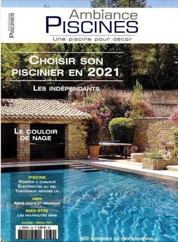 Ambiance Piscine n°130 Janvier 2021